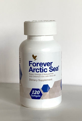 Forever Arctic Sea (120 softgels)