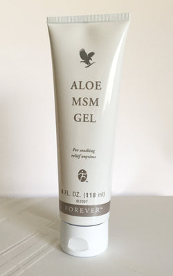 Aloe MSM Gel (4 fl.oz)