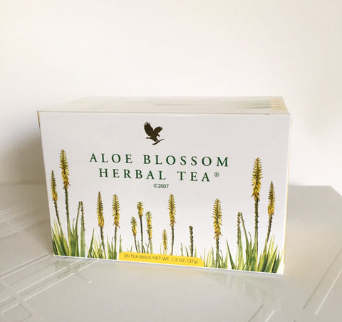Aloe Blossom Herbal Tea - 1.3 oz (25 bags)