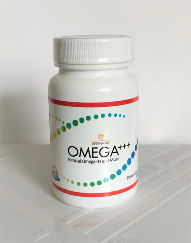 Omega+++ Dietary Supplement (30 softgels)