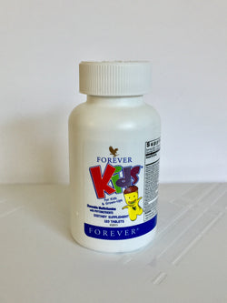 Forever Kids multivitamins (120 tablets)