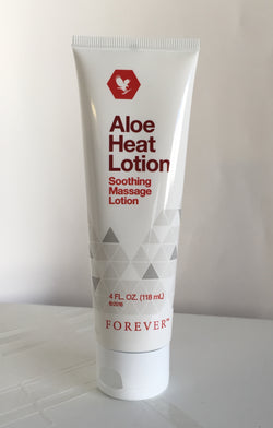 Aloe Heat Lotion (4 fl.oz)