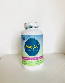 Mag O7 Oxygen Cleanse (180 capsules)