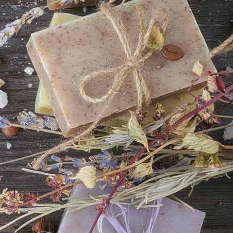 beautiful hand made artisan soap