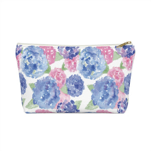 Accessory Pouch- Hydrangea - Just Madras