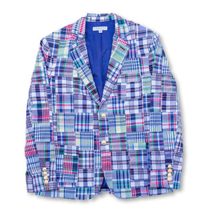 Madras Blazer- Chatham - Just Madras