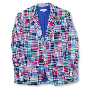 Madras Blazer- Menemsha - Just Madras