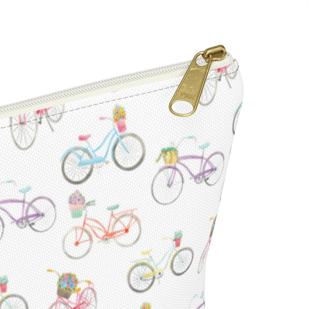 Accessory Pouch- Beach Cruisers - Just Madras