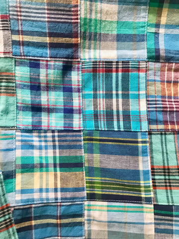 Authentic Madras Fabric- Bethany