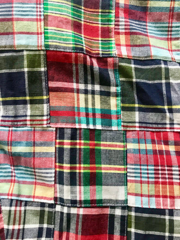 Authentic Madras Fabric- Menemsha