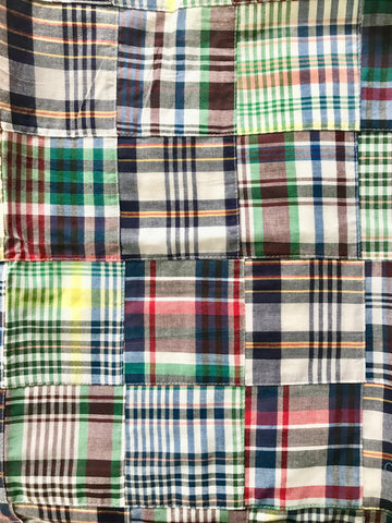 Authentic Madras Fabric- Chatham