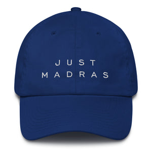 Open image in slideshow, Just Madras Essential Hat - Just Madras