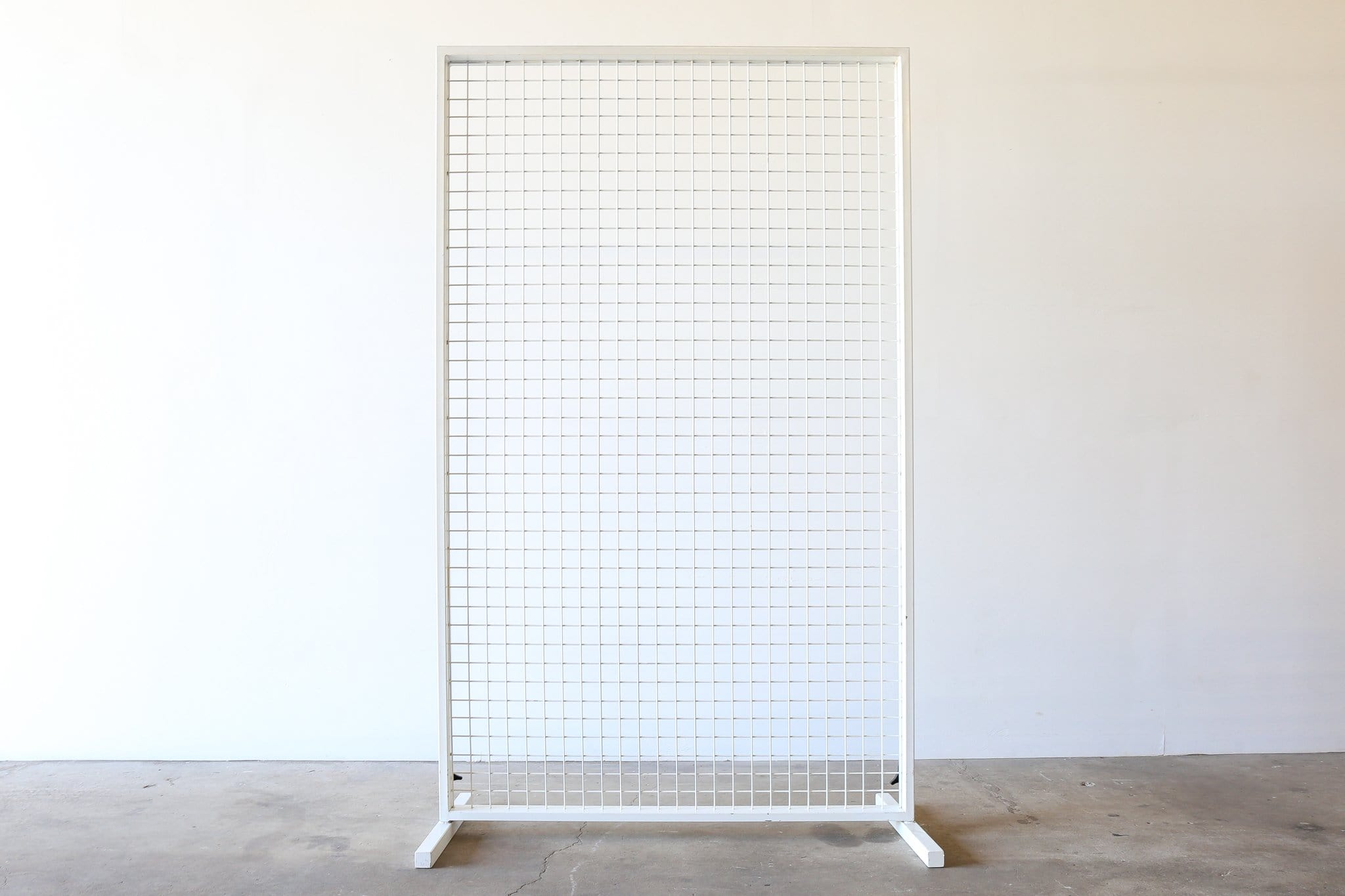 MR MESH Wall Unit - WHITE