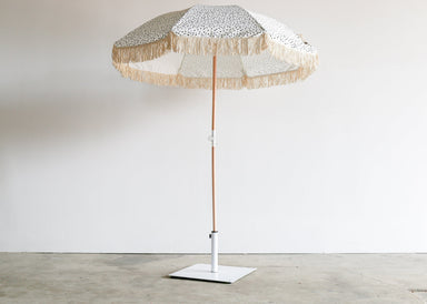 SUNDAY Umbrella - SALT (WHITE BASE)