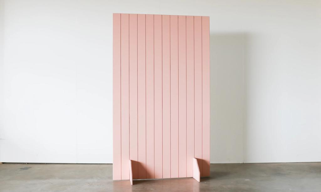 PANEL BEATER Wall Unit - PINK