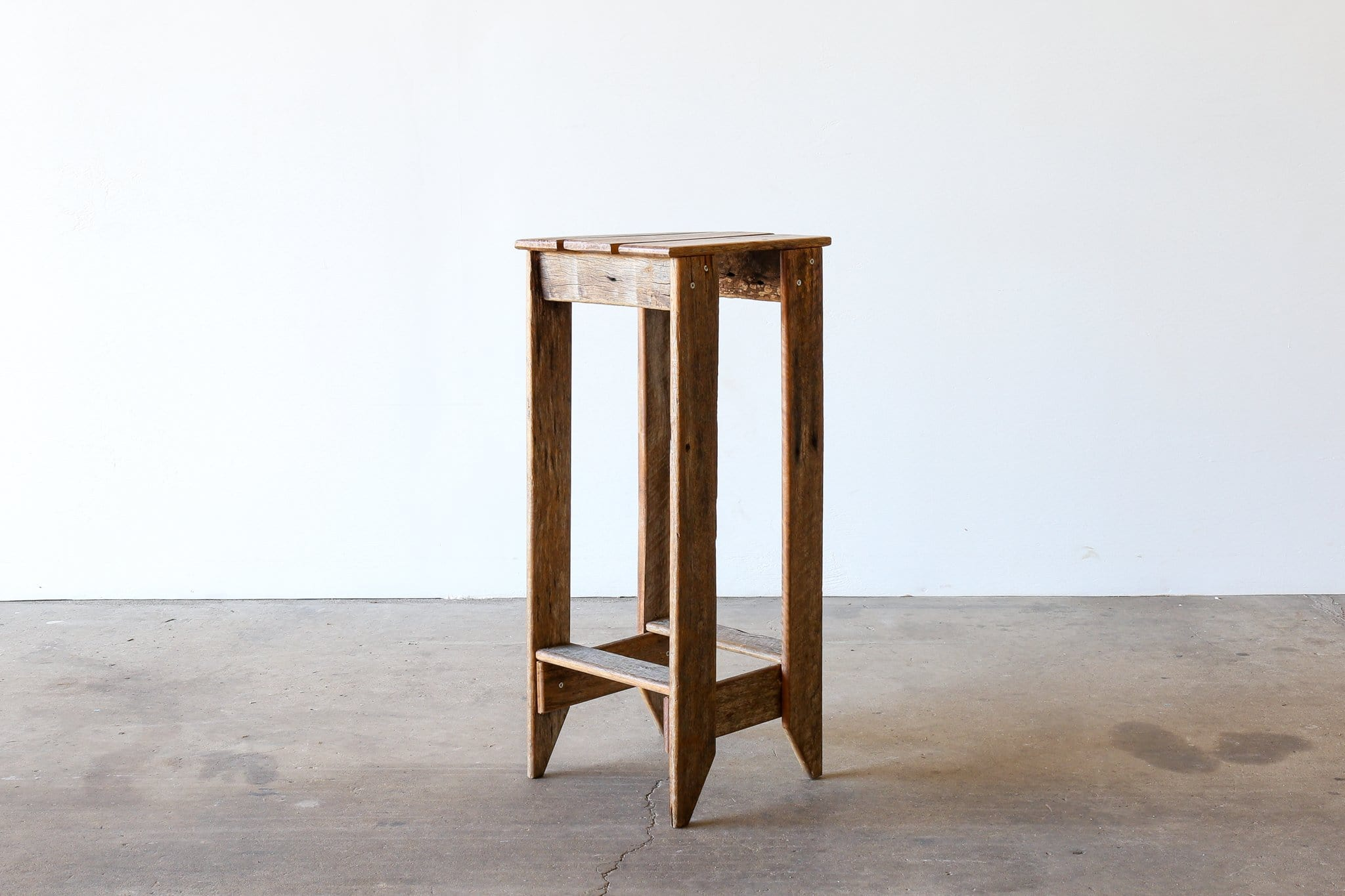 TALL JAMAUL Recycled Stool
