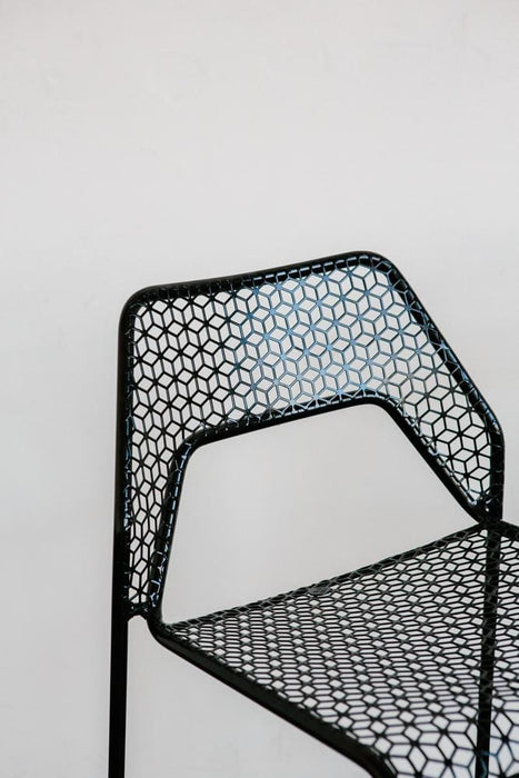 HOT MESH Bar Stool - BLACK