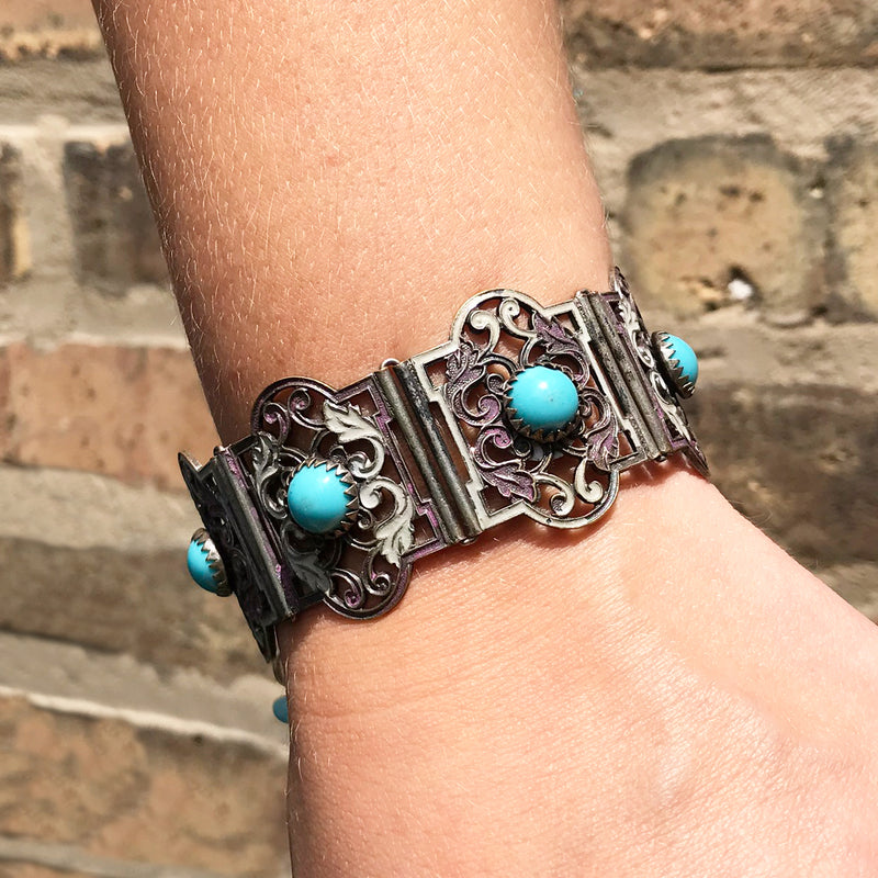 Antique Belt Bracelet