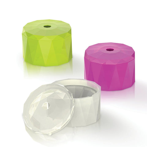 Silicone Diamond Ice Cube Mold - Small (Set of 3)