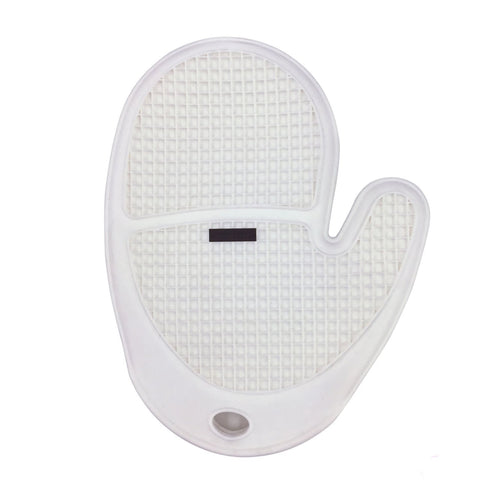 Silicone Grid Oven Mitten