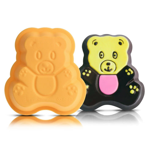 Silicone Teddy Bear Cake Mold