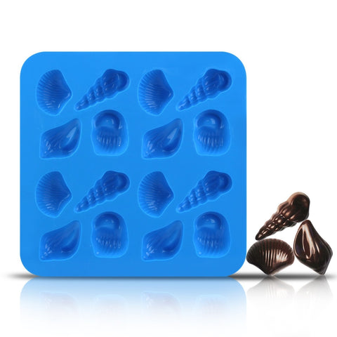 Silicone Shell Chocolate Mold