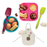 Silicone Kids Baking Set [6Pcs]
