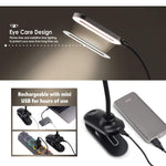 Rechargeable LED Clip Lamp