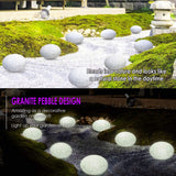Waterproof LED Pebble Light - 11 inch
