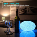 Waterproof LED Pebble Light - 17 inch