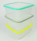 Germ-repellent Food Container (Set of 3)