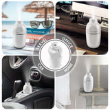 180ml Mini Humidifier [Water Leakage Protection] - White