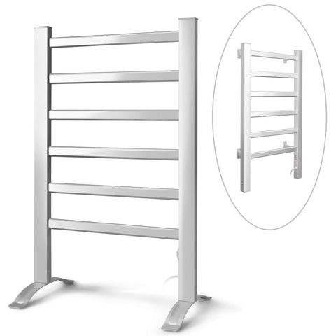 2-in-1 Freestanding & Wall Mounted Towel Warmer