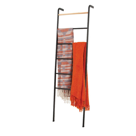 Wall Leaning Ladder Rack