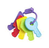 Germ-Repellent Baby Key Teether