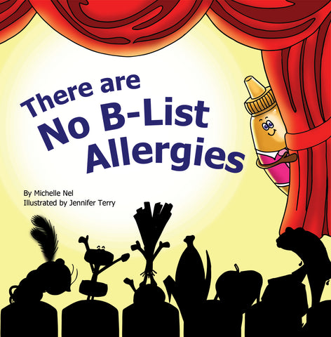There Are No B-List Allergies / E-Book (epub)