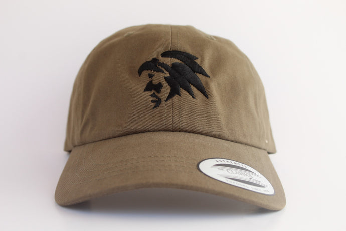 Dad Hat-Olive Green