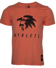 Athlete Tee Heather Orange