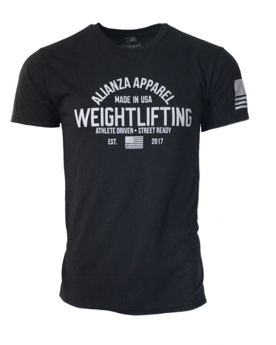 Men's Weightlifter Tee