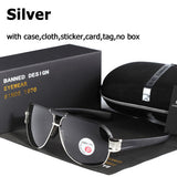 2017 New HD Polarized Sunglasses Men Designer Driving Sun Glasses