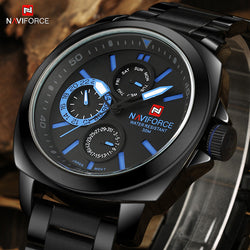 2017 New Luxury Brand Men Watches Fashion Men's