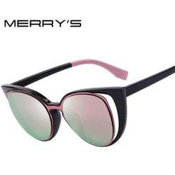 MERRY'S Fashion Cat Eye Sunglasses  UV400