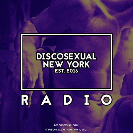DISCOSEXUAL RADIO: Exclusively on Stationhead!