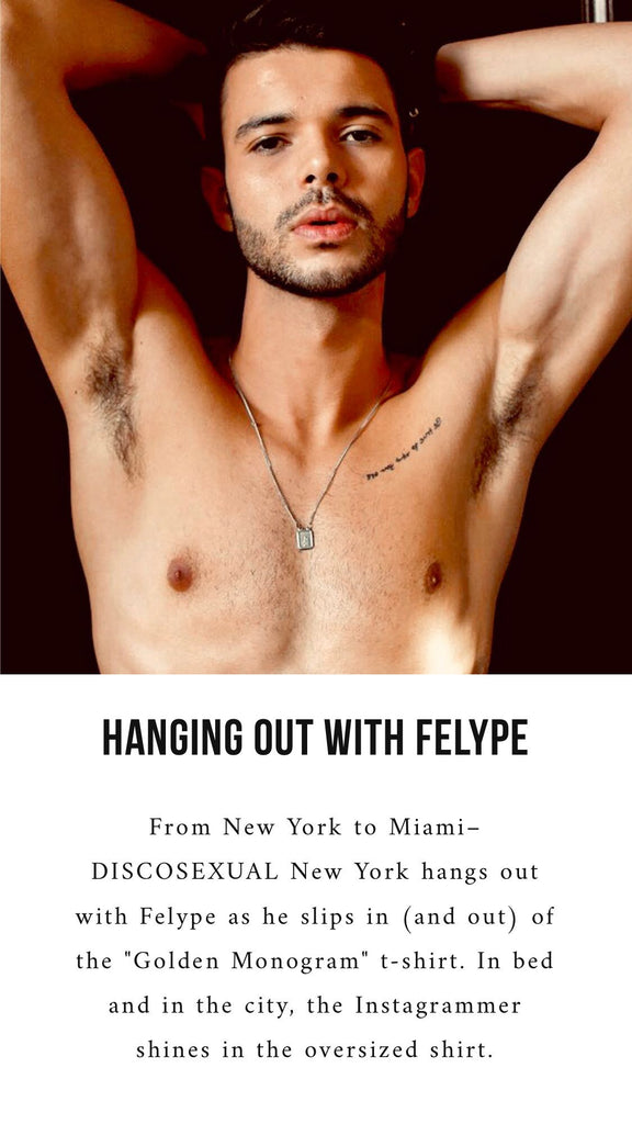 DISCOSEXUAL New York: Hanging Out With Felype