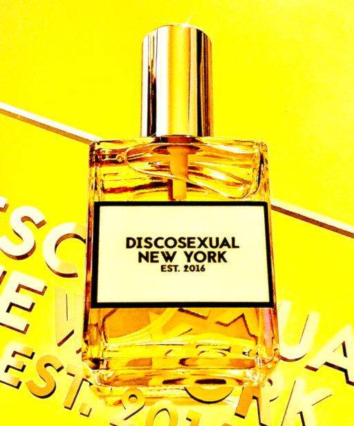 "DISCOSEXUAL ""DISCOSEXUAL New York"" The Fragrance"