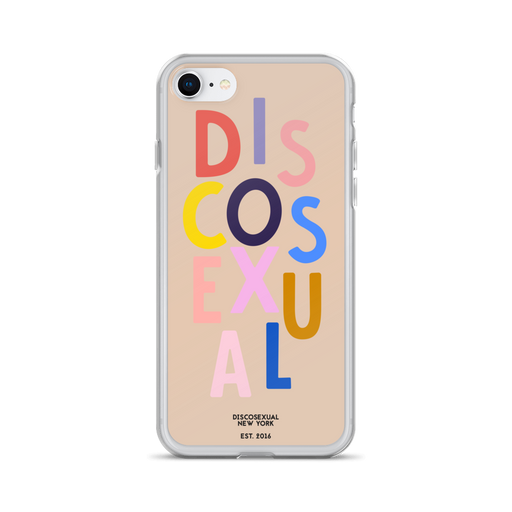 "DISCOSEXUAL ""Wild"" iPhone Case"