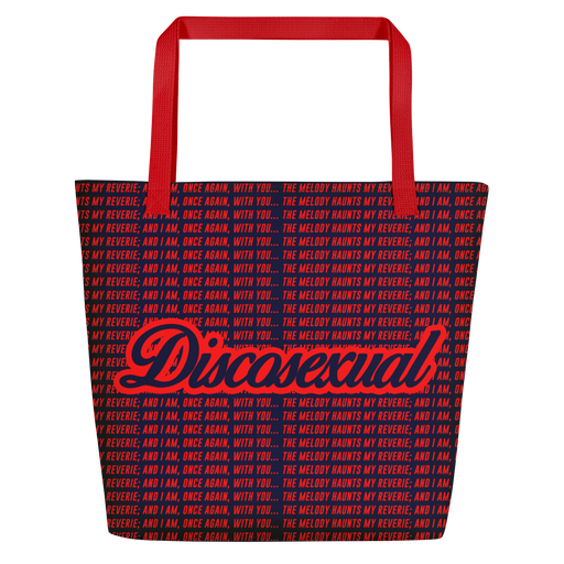 "DISCOSEXUAL ""Melody"" Tote"