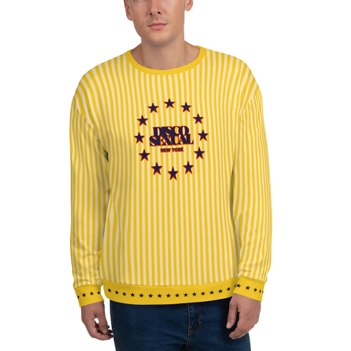 "DISCOSEXUAL ""Stars and Stripes"" Sweatshirt"