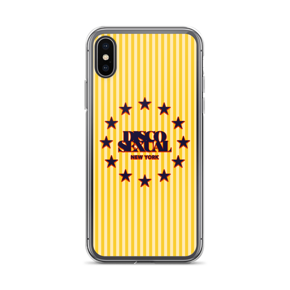 "DISCOSEXUAL ""Stars and Stripes"" iPhone Case"