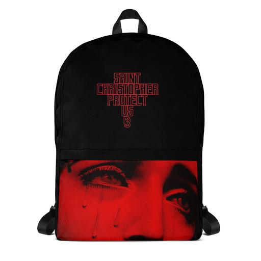"DISCOSEXUAL ""Saint Christopher"" Backpack"